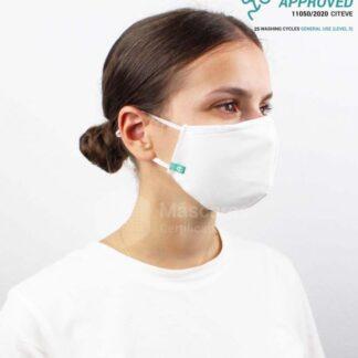 Máscaras Adulto Reutilizáveis Nível 3 (Proteção Básica))